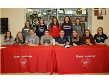 November 2016 Signing Day