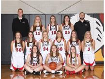 2016-2017 Sophomore Lady Redwings
