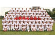 2017-2018 Varsity Football Team