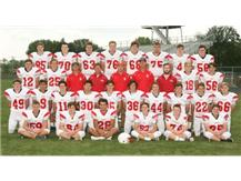 2017-2018 Sophomore Football Team