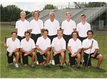 2017-2018 Varsity Golf Team
