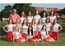 2017-2018 Girls Golf Team