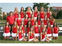 2017-2018 Girls Varsity Tennis Team