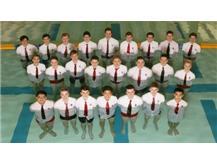 2017-2018 JV & V Boys Swim Teams