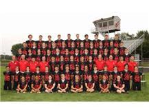 2018-2019 Benet Varsity Football Team