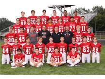 2018-2019 Benet Freshmen Football Team