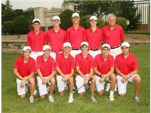 2018-2019 Benet Varsity Boys Golf Team finished 6th in State, Class 2A