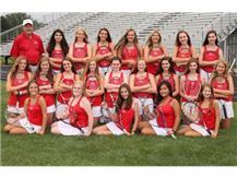 2018-2019 Benet Girls Junior Varsity Tennis Team