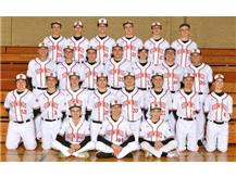 2019 Freshmen Baseball Team