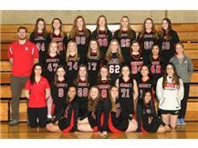 2019 Girls Junior Varsity Lacrosse Team