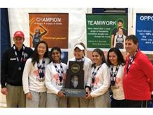 2019 Girls Tennis  Class 1A State Runner Up!