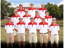 2020 Boys Varsity Golf Team (Composite)