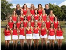 2020 Girls JV2 Tennis Team (Composite)