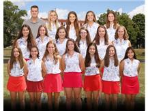 2020 Girls Varsity Golf Team (Composite)
