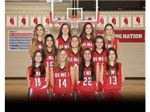 2021 Sophomore Girls Basketball Team