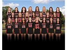 2021 Junior Varsity Girls Lacrosse Team