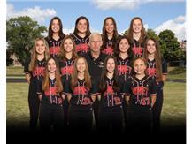 2021 Varsity Softball Team