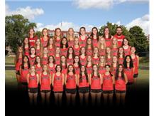2021 Girls Varsity and Junior Varsity Cross Country Teams