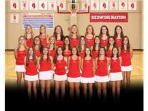 2021 Girls Junior Varsity (1) Tennis Team