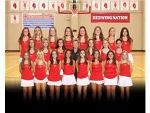 2021 Girls Junior Varsity (2) Tennis Team