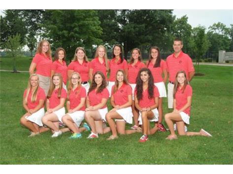 2014-2015 Varsity Golf Team