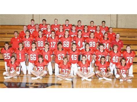 2016 Sophomore Football Team