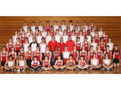 2016 -2017 Boys Track Team
