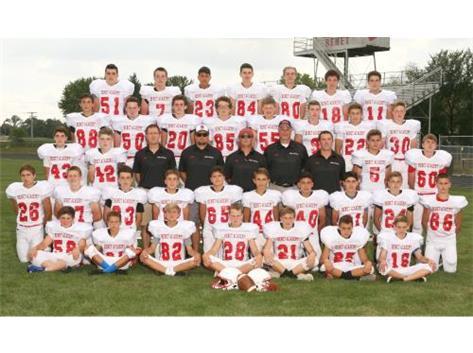 2017-2018 Freshmen Football Team