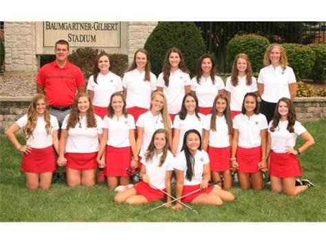 2018-2019 Benet Varsity Girls Golf Team