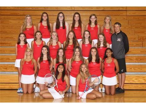 2019 Girls JV1 Tennis