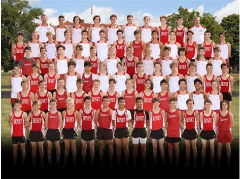 2020 Boys Varsity and Junior Varsity Cross Country Team (Composite)