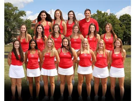 2020 Girls Varsity Tennis Team (Composite)
