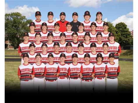 2021 Frosh/Soph Baseball Team