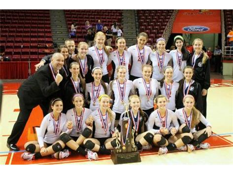 2012 State Champions