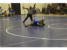 Michael Thomas gaining back points against Oak Lawn