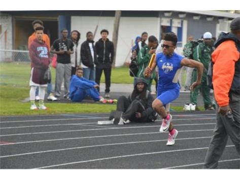This was the opening leg at the SAC Championships 2017, Blazan Guthrie.
