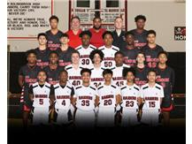 2021 Boys Freshman A & B Basketball Team