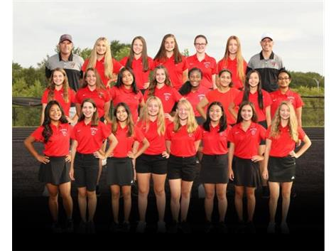 2020 GIRLS VARSITY & JUNIOR VARSITY GOLF