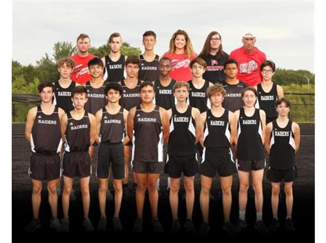 2020 BOYS VARSITY & SOPHOMORE CROSS COUNTRY