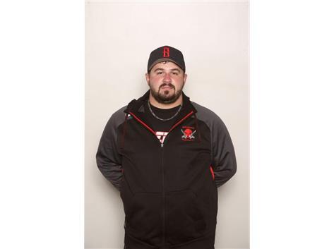Coach Chris Desanto