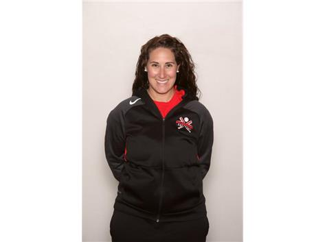 Coach Jenna Guajardo