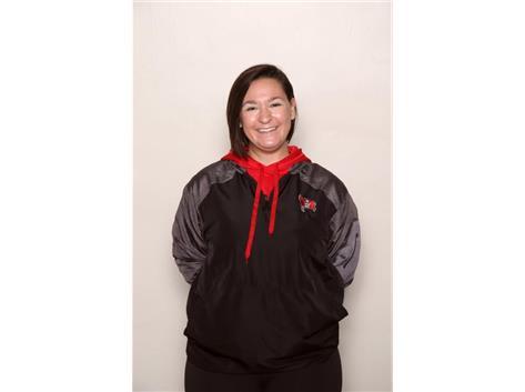 Coach Sarah Sirvoy