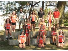 Girls Cross Country 2020