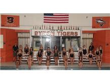 Girls Swimming and Diving 2020
