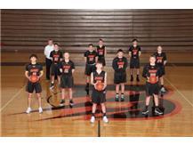 Boys Basketball JV 2021