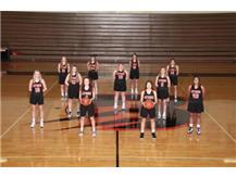 Girls Basketball JV 2021