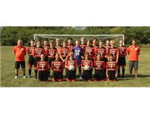 Byron Varsity Boys Soccer 21