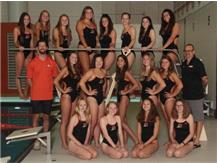 Girls Swimming and Diving 2021