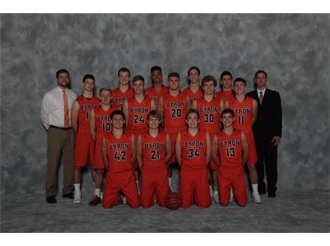 Boys Basketball Varsity 2017