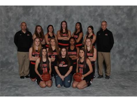 Basketball Girls Varsity 2017